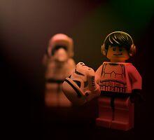 'DJ Trooper' by Alex Bonner