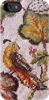 Tapestry Bird by SusanSanford