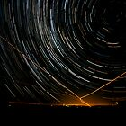 Star Trails  by William Greenfield