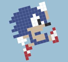 8-Bit Hedgehog by sonicfan114