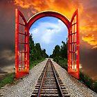 open doors to yourself by redapple78