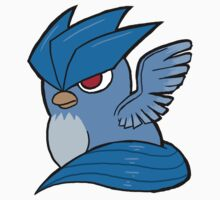 Articuno Sticker by gcio