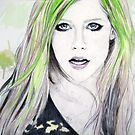 Avril Lavigne by André Luiz Barbosa