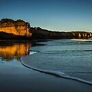 Demons Bluff - Anglesea Victoria by Graeme Buckland