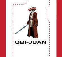 Star Wars - Obi-Juan by Crafteddd