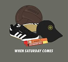 when saturday comes by sanshlgns
