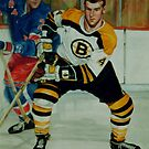 Bobby Orr by JohnnyMacK