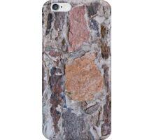Stone fence iPhone Case/Skin