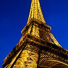 Eiffel tower by LaurentS