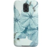 Plumbago is the language that my garden speaks in summer... Samsung Galaxy Case/Skin