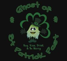 Ghost of St Patrick Past by vivendulies