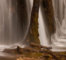 Mystery of waterfall by TGasparovic