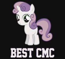 Sweetie Belle CMC Shirt by Gqualizza