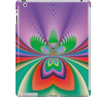 Purple Flower iPad Case/Skin