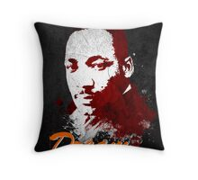 Martin Luther King, Jr. Throw Pillow