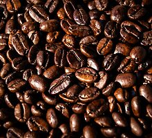 Coffee Beans by Stephen Hill