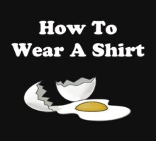 How To Wear A Shirt by Alsvisions