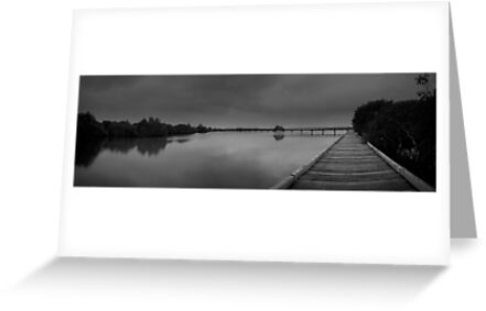 Overcast Urunga by Liam Robinson