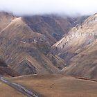 Mt Kazbegi, Georgia by Martina Nicolls