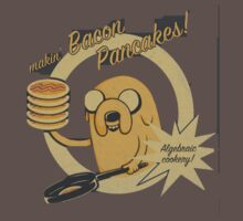 Bacon Pancakes by Phaz3r