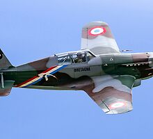 EFW D-3801 J-143 HB-RCF banking by Colin Smedley