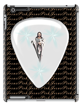 † ❤ † PICKING #1 GUITAR PICK IPAD CASE † ❤ †  by ╰⊰✿ℒᵒᶹᵉ Bonita✿⊱╮ Lalonde✿⊱╮