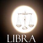 Libra's Moon by Maria P Urso