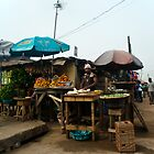 Street Shops Lagos 5 by Warren. A. Williams