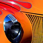 1940 Ford Grill by Maria P Urso
