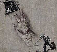 'Hands' by Sergei Rukavishnikov by Alenka Co