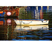 Rusty Reflections Photographic Print