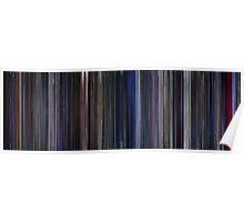 Moviebarcode: Star Trek: The Motion Picture (1979) Poster