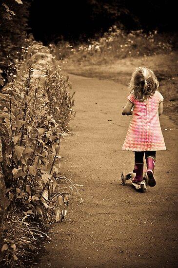 Childhood by DessiKrastanova