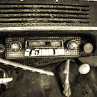 Old Car Radio by Timothy Borkowski