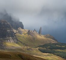 The Storr by Christopher Cullen