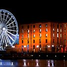 Albert Dock, Liverpool by Pamsar