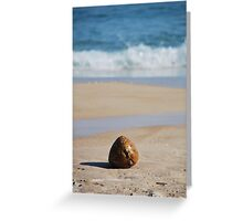Praia Lopes Mendes Greeting Card