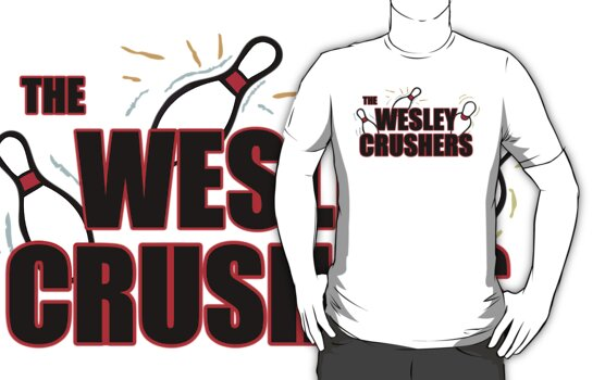 The Wesley Crushers by metacortex