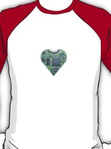 Hardwired Heart T-Shirt