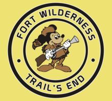 Fort Wilderness Trails End Black by AngrySaint