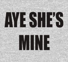 Aye, She's Mine! by CreatingRayne
