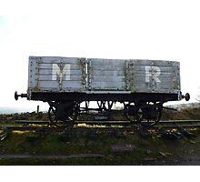 Disused Railway - Middleton Moor Photographic Print
