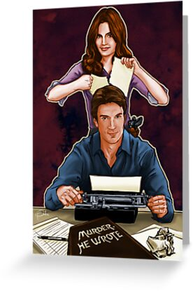 Murder He Wrote by Patrick Scullin