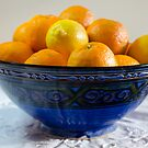 Seville Oranges by Patsy Smiles
