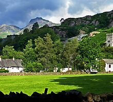 Chapel Stile - Under The Mountain by rennaisance