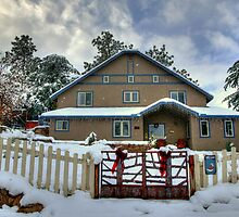 Country Christmas by Diana Graves Photography