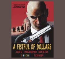 Agent 47 Fistful of Dollars parody by Extreme-Fantasy