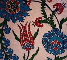 turkish tiles 2 art by Adam Asar