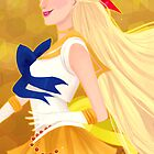 Sailor Venus by Ennemme