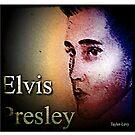 Elvis Presley poster by Daniel  Taylor
